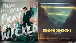 Panic! At The Disco - Say Amen (Saturday Night) (Imagine Dragons Remix)