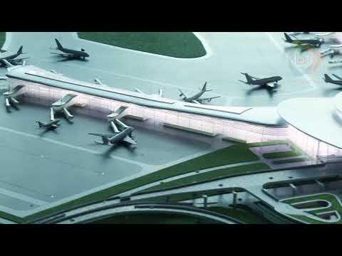 Video - Cảng Hàng Không Quốc Tế Long Thành (Sa bàn)