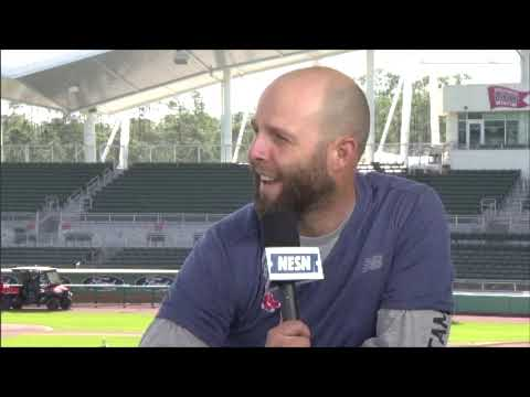 Video: Dustin Pedroia Healthy, Ready To Go For 2019 Red Sox Season