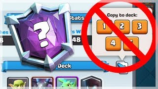 Video ULTIMATE CHAMPION WITHOUT COPYING DECKS | Clash Royale MP3, 3GP, MP4, WEBM, AVI, FLV Agustus 2017