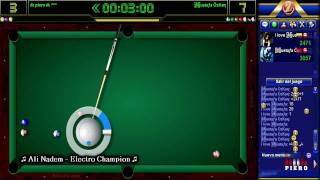 Gamezer Billiards | Gamepool | Perú 720p HD