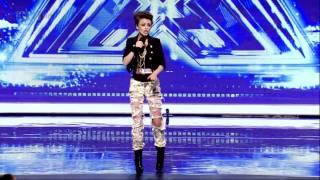 Video Cher Lloyd - Turn My Swag On (Audition) HD MP3, 3GP, MP4, WEBM, AVI, FLV November 2018
