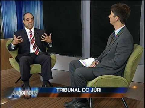 Saiba Mais - Tribunal do Júri