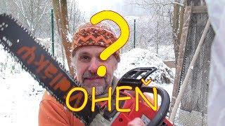 Video Jak ne rozdělat oheň motorovou pilou - survival MP3, 3GP, MP4, WEBM, AVI, FLV Januari 2019