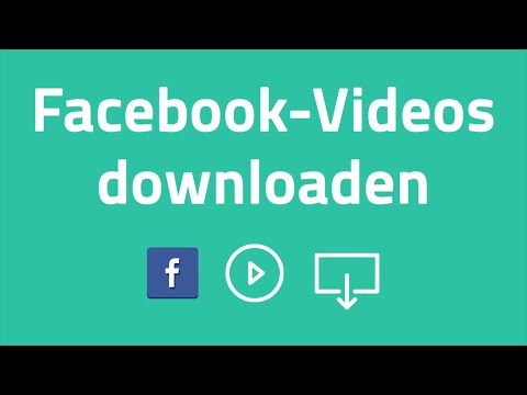 Facebook Videos Downloaden – So gehts! (Deutsch/German)