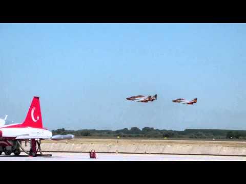 2013. Kecskemet Airshow Patrulla...