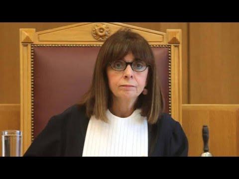 Αικατερίνη Σακελλαροπούλου, η πρόταση Μητσοτάκη για την Προεδρία της Δημοκρατίας…