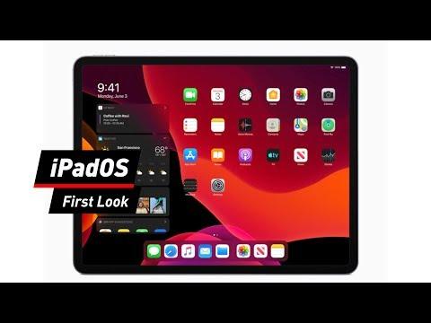 iPadOS: Apples Tablet bekam ein eigenes Betriebssyste ...