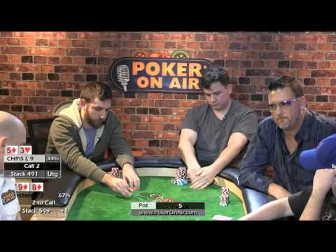 S2G2P2 RCP Rubber City Poker On Air Season 2   1 2 No Limit Cash Game