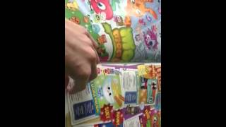 Bobble Bot Opening, &amp; Most Recent Moshi Mag.!