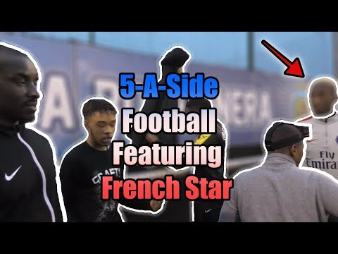 5-A-SIDE FT JOJOHD & KUNDIENTS| US 2 ENTERTAINMENT
