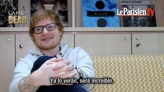 Ed Sheeran habla de su papel y dice: