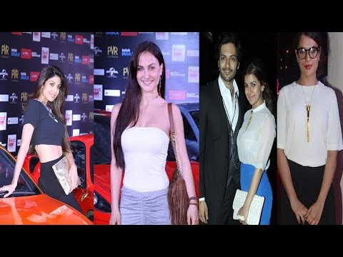 Shilpa Shetty, Nimrat Kaur, Richa Chadda & Others at Premiere Of  Hollywood film Fast & Furious 7