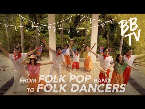 BBTV (By Ben&Ben) Ep. 4 | Folk Dance (Buwan ng Wika Special)