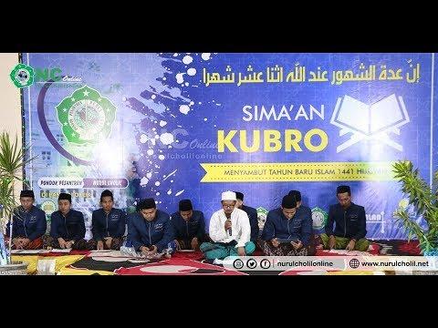 Rangkaian Acara Sima'an Kubro 1 Muharram 1441 H.