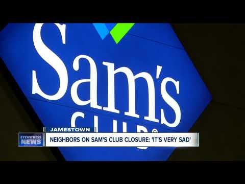 Sam's Club Closing