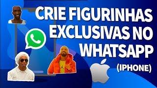 Baixar whatsapp - Figurinhas WhatsApp iPhone: Como Criar suas Figurinhas com Foto no iOS