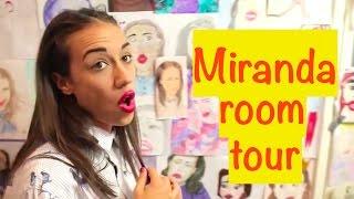 MIRANDA'S ROOM TOUR!