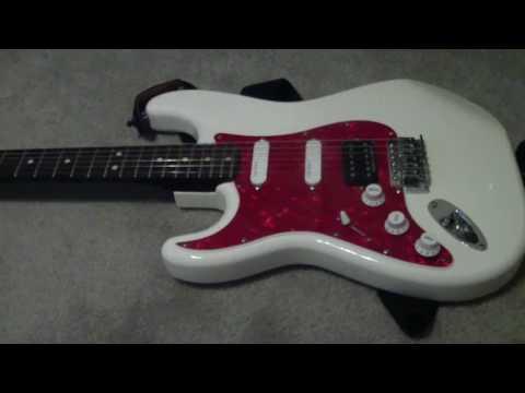 Wolf Hybrid Guitar