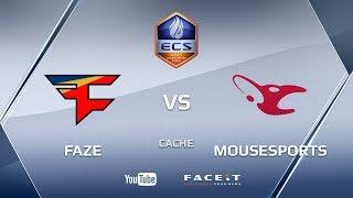 mouz vs FaZe, game 1