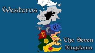 The History of Westeros series continues with The Seven Kingdoms, a look at the Territories of Westeros and the Major Houses...