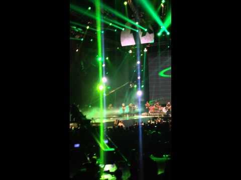 Jess Glynne Clean Bandit Radio 1 Xtra Live Birmingham November 2014