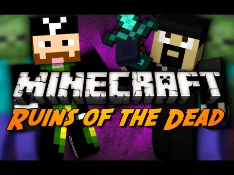 Ruins of the Dead - Part 4/4 (Minecraft Zombie Siege Mini-Game)
