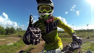 Darwin Motocross Video with Phillip Bodey