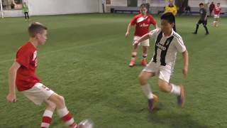Video La Roca TC vs Juventos - U12/13 Futsal MP3, 3GP, MP4, WEBM, AVI, FLV Maret 2019