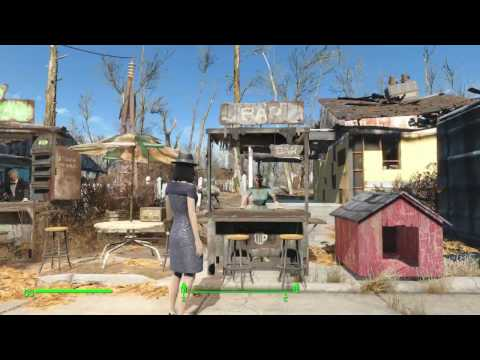Fallout 4 #Наше ЖИЛИЩЕ на ваниле :3