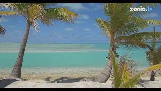 One of the most amazing islands in the world LIKE  SHARE  SUBSCRIBE If you would like to use this footage contact : zonictv@gmail.com Aitutaki is an