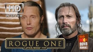 Rogue One: Mads Mikkelsen/Galen On-Set interview (2016) by Movie Maniacs