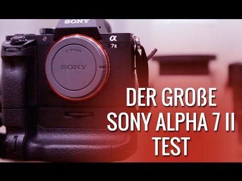 Der große Sony Alpha 7 II Test für Fotografen und Filmer - German | Deutsch
