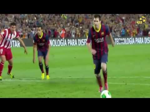 10 pha hỏng penalty đáng nhớ trong sự nghiệp của Messi
