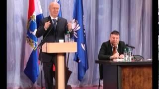 Жители Новокуйбышевска обсудили проблемы ЖКХ с губернатором Николаем Меркушкиным