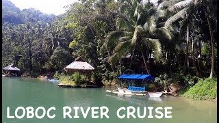 Loboc Philippines  city photo : Loboc River cruise - Tourist attraction - Value for money - Bohol - Philippine daily life