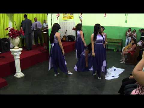 Igreja Batista Deus é Fiel - Vespasiano - Ministerio de dança Profetizando Vidas