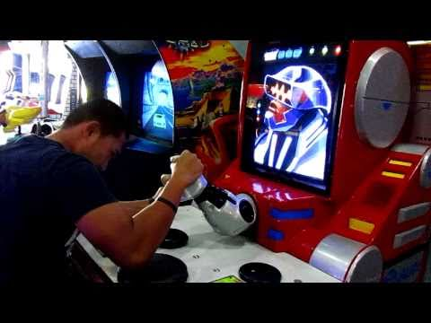 Arm Wrestling Robot, Max Level