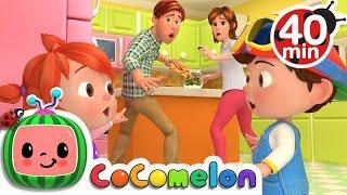 Video Johny Johny Yes Papa (Parents Version)   +More Nursery Rhymes & Kids Songs - CoCoMelon MP3, 3GP, MP4, WEBM, AVI, FLV Mei 2019