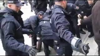 Polska policja broni neofaszystów!