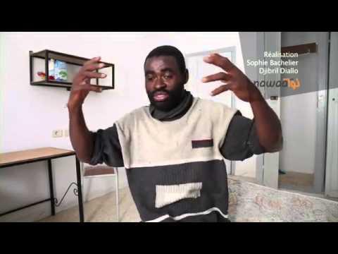TÉLÉ 24 LIVE: Monedar Bur Achille, vient du Congo-Kinshasa en route vers l' ITALIE, Naufrage au large de la Tunisie le récit poignant d'un rescapé.