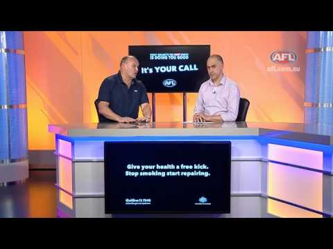 It&#8217;s Your Call &#8211; AFL Umpiring Review Round 22