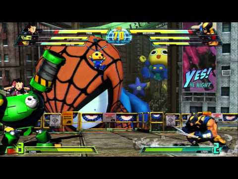Marvel vs. Capcom 3 - Tron Trailer [HD]