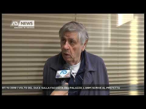 07/11/2019 | VOLTO DEL DUCE SULLA FACCIATA DEL PALAZZO, L'ANPI SCRIVE AL PREFETTO