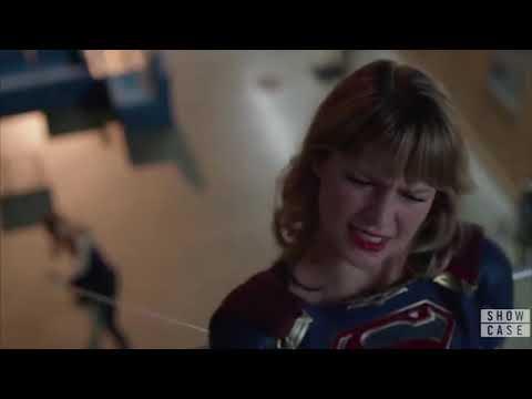 Supergirl - Supergirl Vs Spider Tattoo Woman 5x03