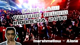judul lagu Youtube Rewind Indonesia 2016