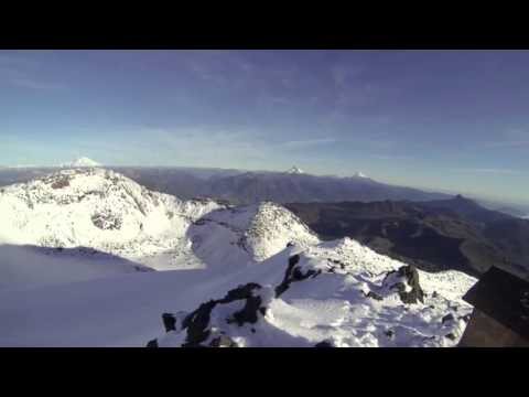 Cumbre Volcán Casablanca, Por Iván Ojeda (8,3)