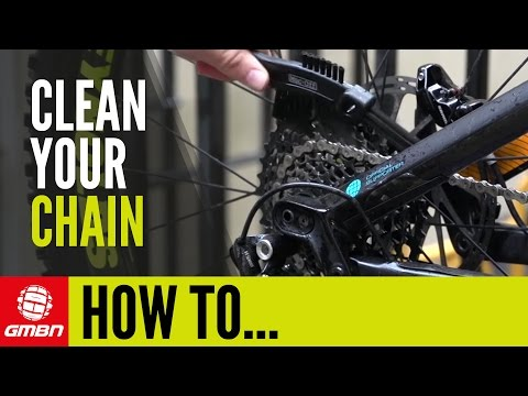 How To Get A Perfectly Clean Chain + Drivetrain | Mountain Bike Maintenance
