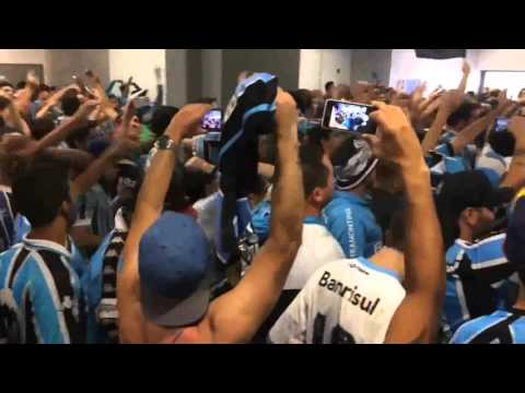 Música Nova Geral do Grêmio 2016 - Geral do Grêmio - Grêmio