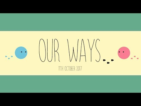 Clever Co-Op Puzzler 'Our Ways' Will Be Looking for Love on the App Store on October 11th